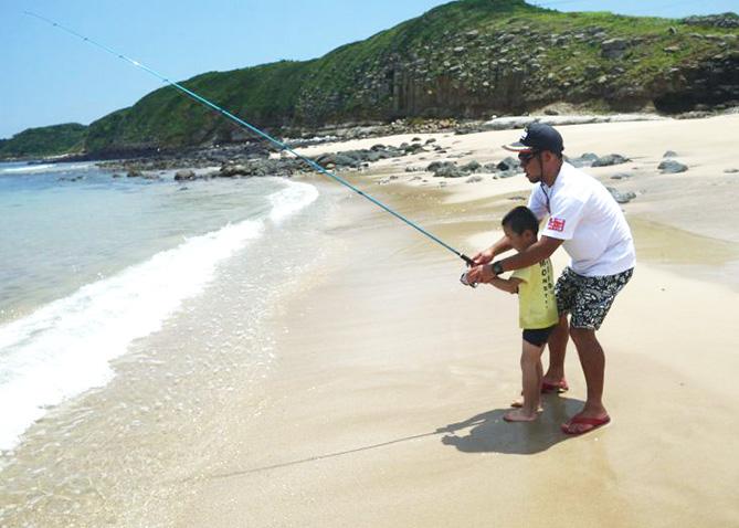 初心者のための海釣り体験
